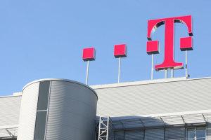 Telekom-Dach; Bild: Deutsche Telekom